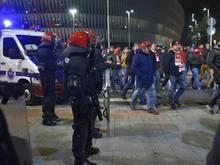 Russische Klubs versprechen sichere Europa-League-Spiele