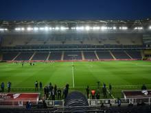 Besiktas hat das Derby wie angekündigt boykottiert