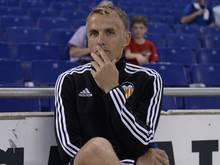 Phil Neville übernimmt das englische Frauen-Nationalteam