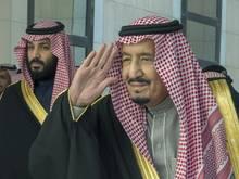 Saudi-Arabiens König Salman will Irak Stadion finanzieren