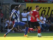 Albert Streit (r.) heuert bei Fortuna Köln an