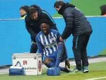 Torunarigha musste gegen Leverkusen verletzt raus