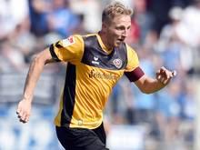 Dynamo Dresden kann bald wieder auf Marco Hartmann setzen