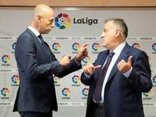 Spaniens Ligaverband LFP will die Schulden weiter senken