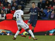 Julian Draxler trifft für Paris St. Germain