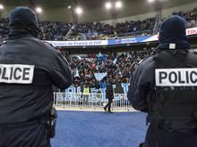 Im Zuge des Europa-League-Finals könnte es in Lyon zu Ausschreitungen kommen