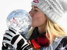 Mikaela Shiffrin stellt mit Sieg eine Bestmarke auf