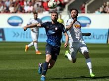 John Verhoek verlässt den 1. FC Heidenheim