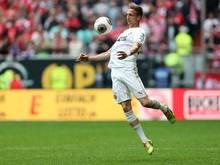 Timm Golley wurde vom FSV Frankfurt fest verpflichtet