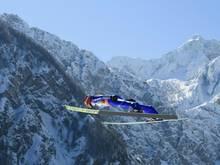 Zweiter im Gesamtweltcup: Skispringer Richard Freitag
