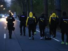 Das Attentat verfolgt die BVB-Spieler weiterhin