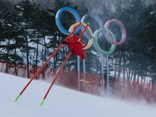 Starker Wind: Frauen-Slalom abgesagt