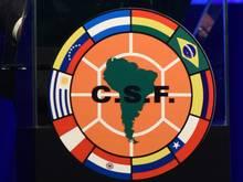 Wilmar Valdez ist neuer CONMEBOL-Präsident