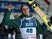 Andreas Wellinger ist Favorit auf Skisprung-Gold