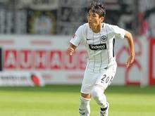 Steht der Eintracht wieder zur Verfügung: Makoto Hasebe