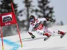 Marcel Hirscher gewinnt seinen 13. Weltcup der Saison