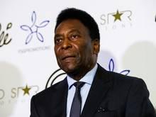 Traut der Selecao eine Menge zu: Pelé