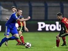 Haris Duljevic erhält eine Sperre für zwei weitere Spiele