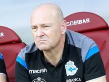 Nicht mehr Trainer von Deportivo La Coruña: Pepe Mel