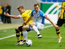 Hoffenheim schickt Gimber auf Leihbasis zu Sandhausen