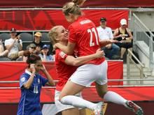 Norwegen gewinnt gegen Thailand mit 4:0