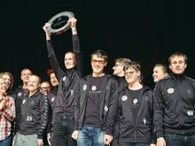 Der FC St. Pauli gewann letzte Saison die DBFL