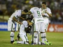 Erfolg für Chapecoense in der Copa Libertadores