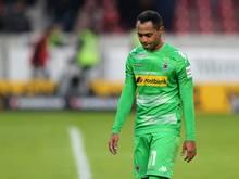 Raffael droht bei Borussia Mönchengladbach auszufallen