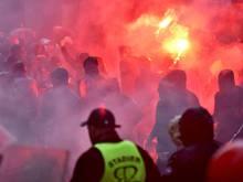 Fehlverhalten: Marseille Fans dürfen nicht nach Leipzig