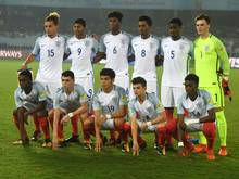 England krönt sich gegen Spanien zum U17-Weltmeister
