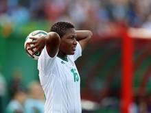 Ugo Njoku drei Spiele gesperrt