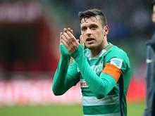 Nach Grippe wieder zurück im Team: Zlatko Junuzović