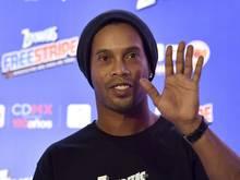 Ronaldinho verabschiedet sich