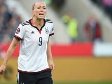 Mandy Islacker fehlt den DFB-Frauen