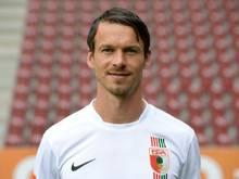 Markus Feulner fehlt den Augsburgern in Stuttgart