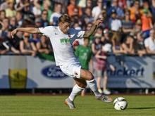 Sieg im Testspiel: Augsburg schlägt Mering 8:1