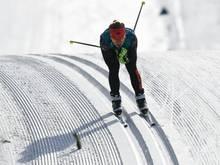 Skilangläufer enttäuschend: Ringwald nur auf Platz 22