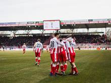 Union testet gegen Holstein Kiel
