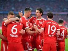 Bayern spielt in der Vorbereitung gegen Hochkaräter