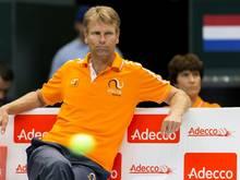 Jan Siemerink ist neuer Teammanagervon Ajax Amsterdam