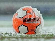 Schnee und Frost sorgen für Spielabsagen