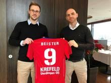 Regionalliga: Beister unterschreibt beim KFC Uerdingen