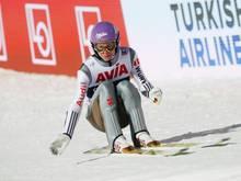 Nur Platz 15 für Andreas Wellinger in Oslo
