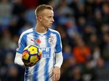 Florent Hadergjonaj wechselt zu Huddersfield Town