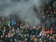 Die FIFA ermittelt gegen deutsche Problemfans
