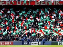 Feyenoord-Fans sorgten in Neapel für Unruhe
