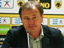 Ewald Lienen wirft in Rumänien hin