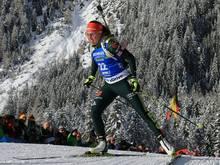 Deutsche Staffel um Laura Dahlmeier holt zweiten Platz