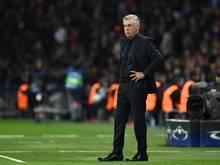 Carlo Ancelotti wird als neuer Neapel-Trainer gehandelt
