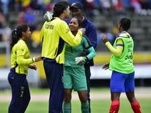 Ecuador qualifiziert sich als letztes Team für Frauen-WM